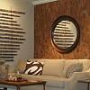 Photo: An accent wall by Kass Wilson/Wallsreat Studio. Via Hometalk.com.
