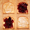 With a few kitchen gadget hacks, you can go beyond peanut butter and jelly sandwiches. These sandwiches do look good, though. (Photo: Katinka Kober/sxc.hu)