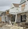 Belle Harbor in Far Rockaway, Queens, after Hurricane Sandy. Photo by Vern Leon and Simon Oz Ben Natan.