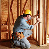 Photo of a construction engineer bu akurtz/istockphoto.com.