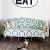 Farmhouse floor and photo by The Shabby Creek Cottage via Hometalk.com. 