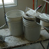 Photo of drywall mud by Mackshack/Morguefile.com.