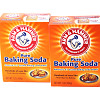 Photo of two boxes of baking soda by NoDerog/istockphoto.com.