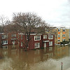 Flooding in Des Plains, IL, April 2013. Photo by CAD1976/Flickr.