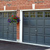 Photo of garage doors by Les Palenik/istockphoto.com.