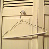 This hanger has so many uses; there's no reason to relegate it to the landfill. --Adam
