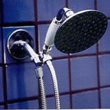 hand held shower head image