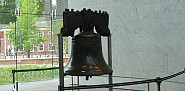 Photo of the Liberty Bell in Philadelphia by joeb/morguefile.com.
