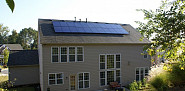Photo and solar array by Solar Energy USA via Hometalk.com.