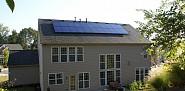 Photo and solar array by Solar Energy USA via Hometalk.com.
