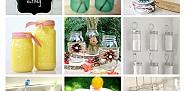 Photos of Mason jars courtesy of Hometalk.com.