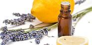 Aromatics, like lemons, lavender, and essential oils, are the basis of DIY bathroom deodorizers. (Photo: vasileva/istockphoto.com)