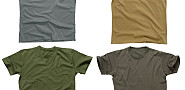 Photo of old T-shirts by sumnersgraphicsinc/istockphoto.com.