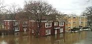 Flooding in Des Plains, IL, April 2013. Photo by CAD1976/Flickr.
