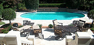 Photo and pool by Arnold Masonry and Concrete/Flickr Creative Commons Attribution License