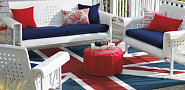 The Grandin Road Retro Outdoor Collection (via Grandinroad.com)