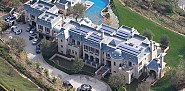 Tom Brady's house. Flynetpictures.com via DailyMail.co.uk