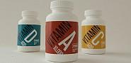 Vitamin bottle design by Colin Dunn (via Flickr Creative Commons)