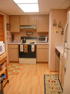 the pros and cons of a hardwood kitchen floor articles