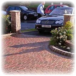 driveway concrete paver