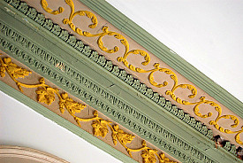 We can't promise your DIY crown molding will look quite like this... Photo: Steve Snodgrass/Flickr
