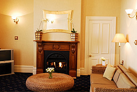 Your attic could become a guest suite like this one. Photo: The Esplanade Hotel NZ/Wikimedia Commons.