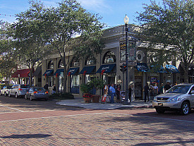 Winter Park, Florida. Photo: Joe Shlabotnik/Flickr