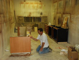If you are remodeling, you will need to test for lead paint. (Photojock/Morguefile.com)
