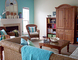 An open, bright and clean space appeals to home buyers. (Photo: jade/Morguefile.com)