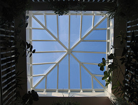 A beautiful skylight. (Photo: tawalker/flickr creative commons)