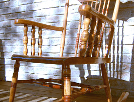 Today we have tips for refinishing a rocking chair. (Photo: Sherri Abell/sxc.hu)