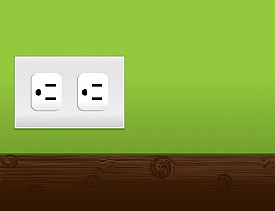 Find out what is going on behind those outlets. (Photo: jaylopez/sxc.hu)