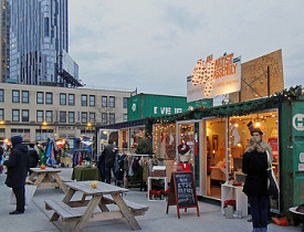 Winter in Dekalb Market in Brooklyn, NY. (Payton Chung/Flickr Creative Commons)