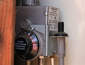 An on demand water heater. Photo by s.e. smith for Networx.