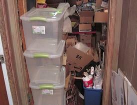 Hoarding looks like this. (puuikibeach/Flickr)