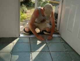 Cost To Install Tile Is Relatively Easy Whether You Install The Tile