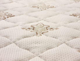 bare mattress