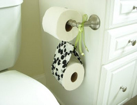 10 Alternative Ways To Store Toilet Paper Articles