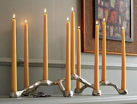 The West Elm Root Candelabra via Westelm.com