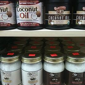 Photo of coconut oil by wrestlingentropy/flickr.com.