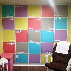 DIY Accent Wall Updates - Articles