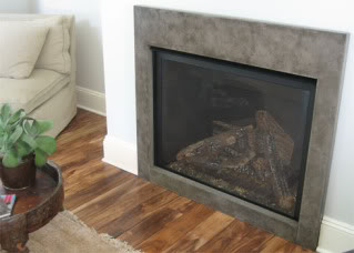 Concrete Fireplace Surrounds Articles