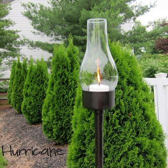 The tuna can lantern by Diane of In My Own Style via Hometalk.com.