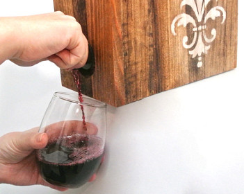 Wooden Wine Box Projects