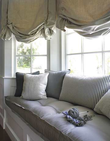Bay Window Curtains Articles