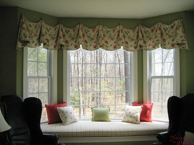 bay window topper