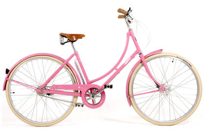 The Pashley Poppy