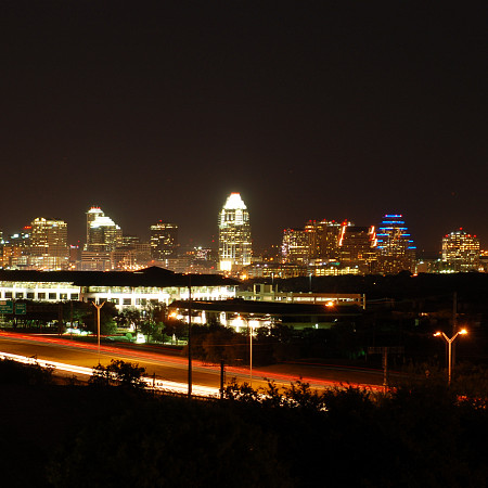 The Skyline of Austin, Tx. (Photo: jaime cavazos/sxc.hu)