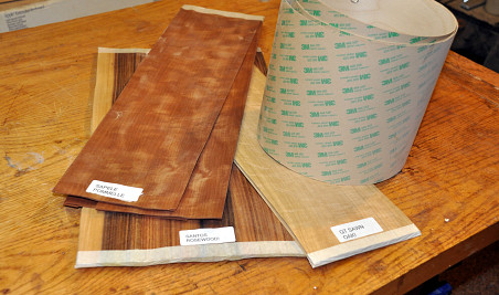Veneer      Photo: KMS Woodworks