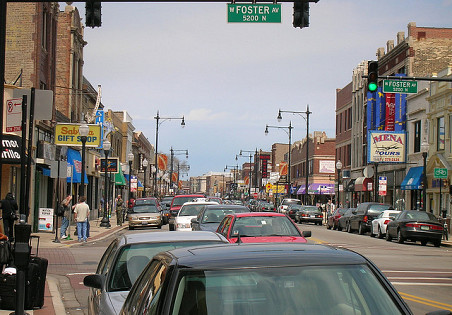Andersonville. [Zenia/Flickr]
